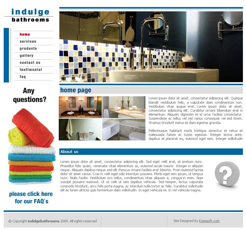 Indulge Bathroom Renovations Brisbane
